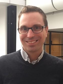Conny Larsson, projektanställd på KFS.