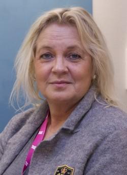 Agneta Carlsson, beredskapsstrateg och samordnare för TiB i Region Kronoberg.