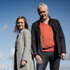 Maria Block, näringslivsutvecklare och Per-Anders Green, näringslivschef i Bromölla kommun. Foto: Joachim Persson, rejophoto