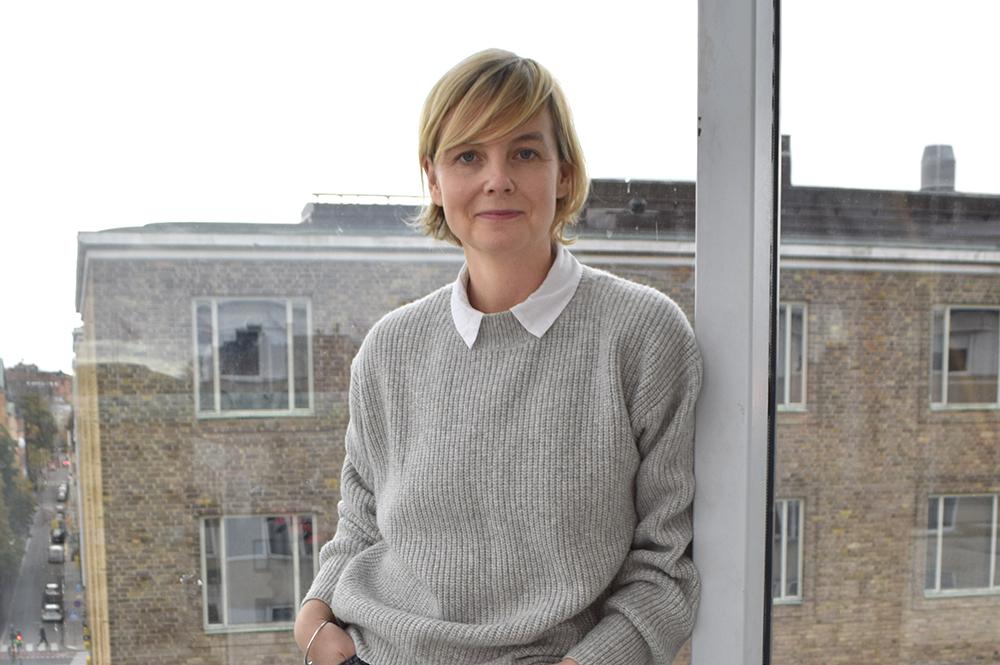 Anna Westin, utredare vid Myndigheten för ungdoms- och civilsamhällsfrågor.