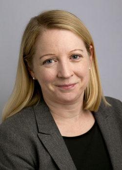 Anna Hamberg, näringslivschef i Sollentuna. Foto: Sollentuna kommun / Erja Lempinen