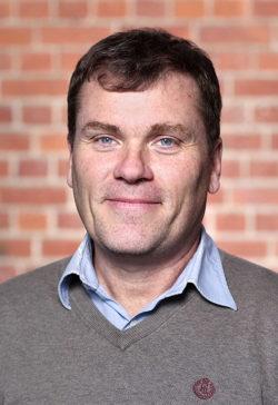 Anders Börjesson, näringslivsdirektör i Nacka. Foto: Sören Andersson