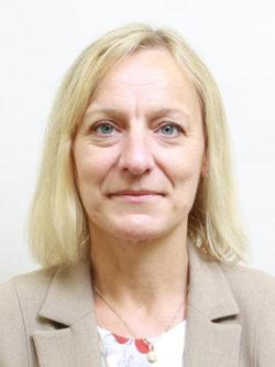 Therese Kristensson, departementssekreterare, Enheten för digital förvaltning.