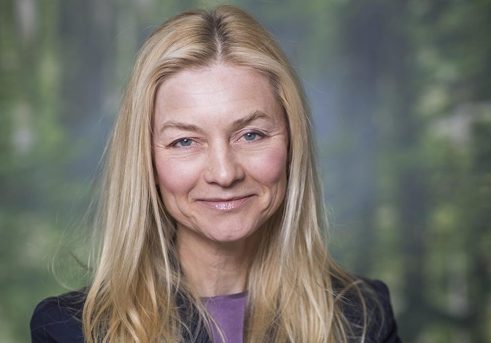 Marit Vaagen, grundare av och partner på Sirona Health Solutions.