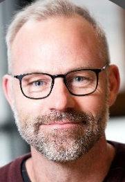 Mattias Nylander, gymnasielärare på Vellinge lärcenter.