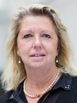 Karin Pihlgren, it- och eHälsachef, Stockholms läns landsting.