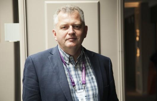 Ulf Svensson, funktionschef för användarstöd på Länsstyrelsernas IT-enhet.
