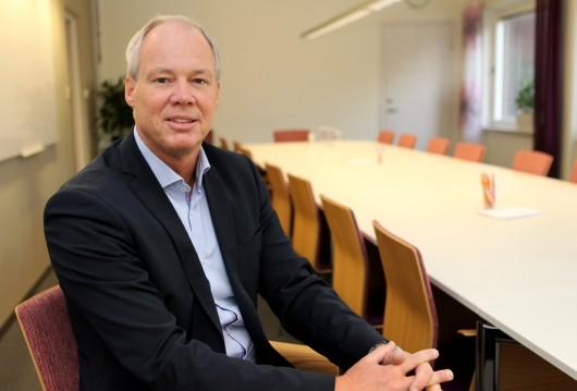 Mikael Persson, kommundirektör, Kävlinge. Foto: Joanna Bladh