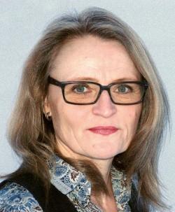 Anna-Greta Brodin, projektledare på Myndigheten för delaktighet.