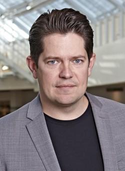 Per Mosseby, chef för avdelningen för digitalisering på SKL. Foto: Thomas Carlgren