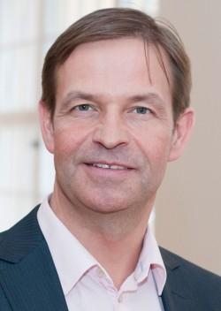 Kim Hallenheim, ansvarig för offentlig sektor på Deloitte.