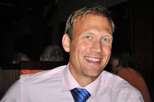 Daniel Broman, chef för Barn- och utbildningskontoret i Sollentuna kommun.