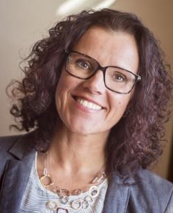 Christina Igasto, e-hälsochef i Västerbottens läns landsting.