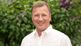 Bengt Fardelius, chef för affärer på BoKlok.