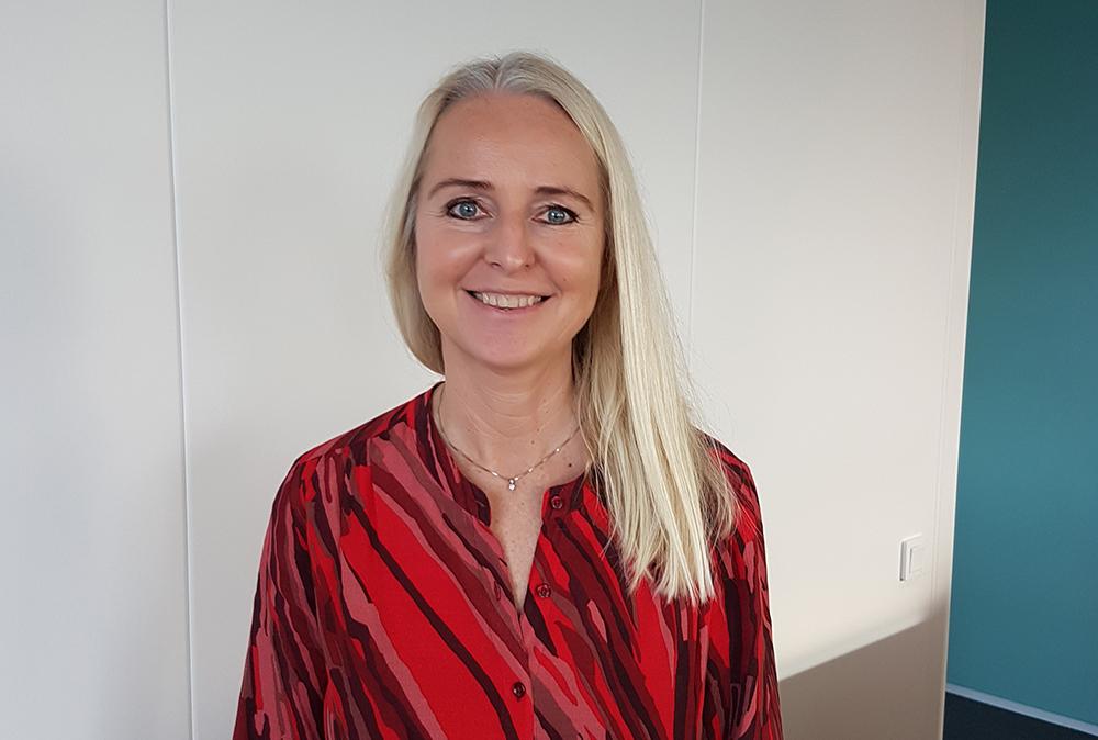 Susanne Bayard, kanslichef för FOA, samordningskansli för eHälsa och it i Stockholms läns landsting.