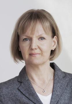 Anna Granö, VD Hewlett Packard Enterprise, Sverige.
