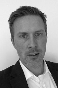 Björn Franzén, affärsutvecklare på HPE Pointnext.