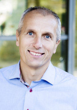 Henrik Edman, vd för Kvalitetsmässan. Foto: Emelie Asplund