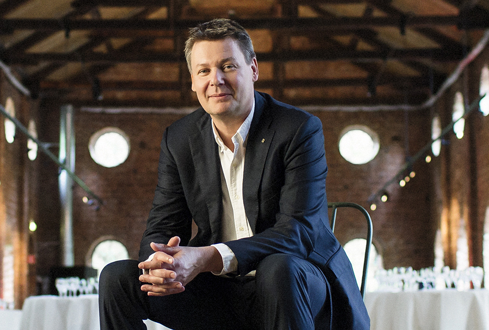 Arne Wallström, vd för Helenius Ingenjörsbyrå. Foto: Petter Karlberg / KARLBERG media AB