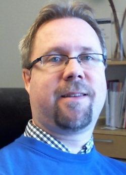 Roger Funhagen, IKT-pedagog i Vellinge kommun.