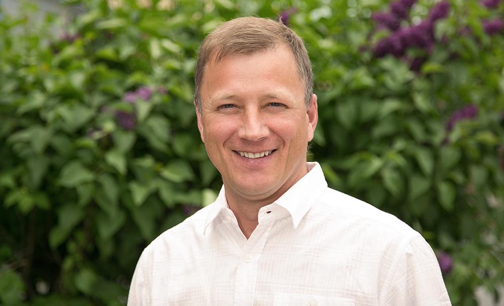 Bengt Fardelius, chef för affärsutveckling för BoKlok.