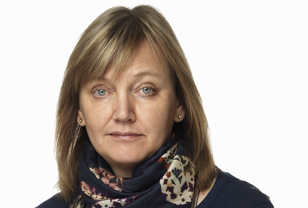 Anette Scheibe Lorentzi, stadsbyggnadsdirektör i Stockholms stad. Foto: Mikael Sjöberg