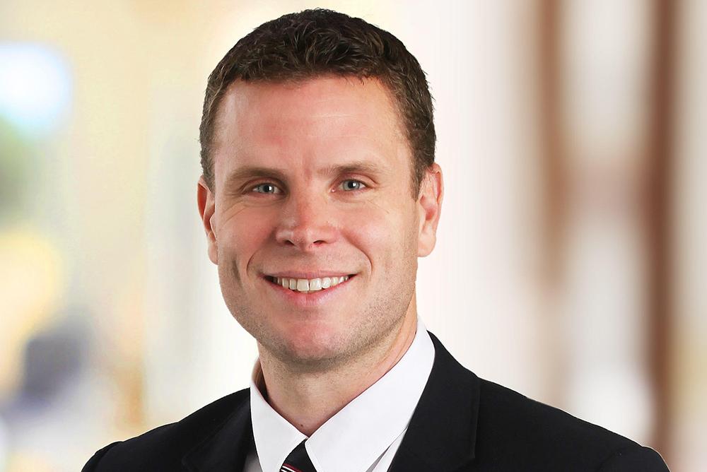 Martin Rengbo, försäljningschef på Tunstall AB.