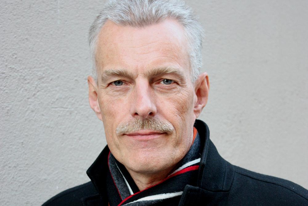 David Liljequist, sjuksköterska, systemvetare och förbundsombudsman med fokus på e-hälsa på Vårdförbundet.