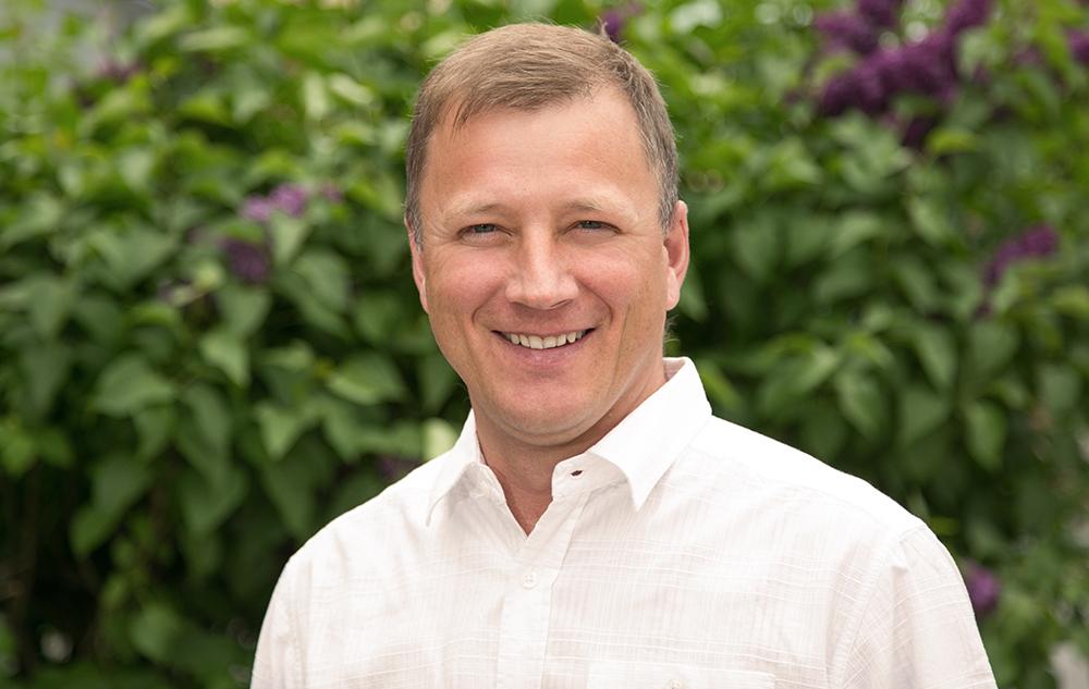 Bengt Fardelius, chef för affärsutveckling på Boklok.