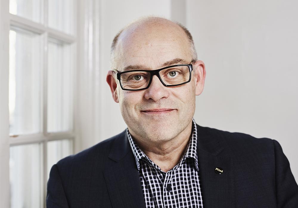 Peter Palmqvist, näringslivschef i Piteå kommun. Foto: Maria Fäldt