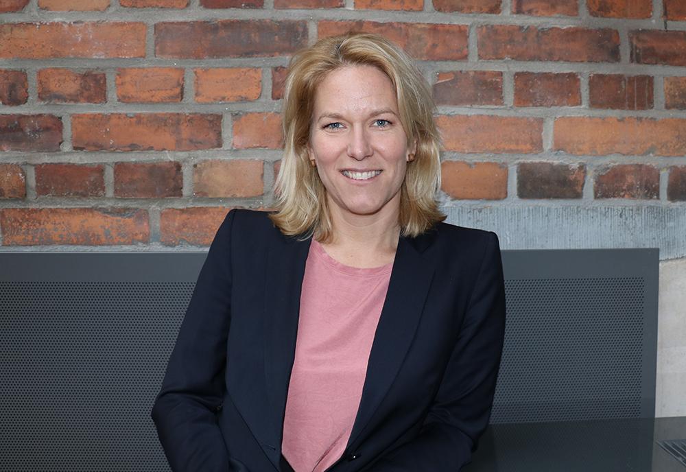 Åsa Zetterberg, Chief Digital Officer i regeringen.
