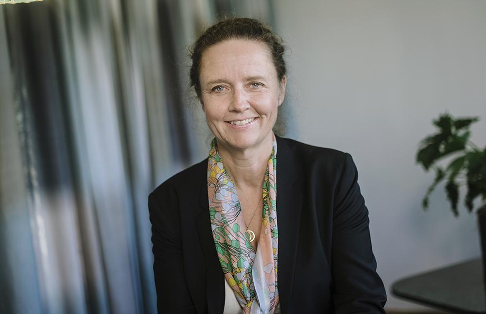 Anna Eriksson, generaldirektör, Myndigheten för Digital Förvaltning. Foto: Petra Berggren/DIGG