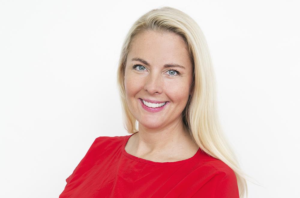 Ann Hellenius, CIO på Scandic Group och ledamot i regeringens digitaliseringsråd. Foto: Ester Sorri