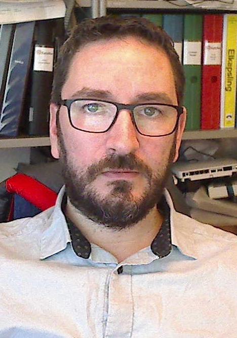 John Lindbäck, it-manager på Kalix kommun.