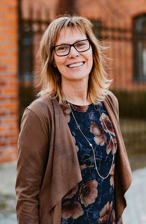 Katarina Pihl, VD för Joliv. Foto: Linda Eliasson
