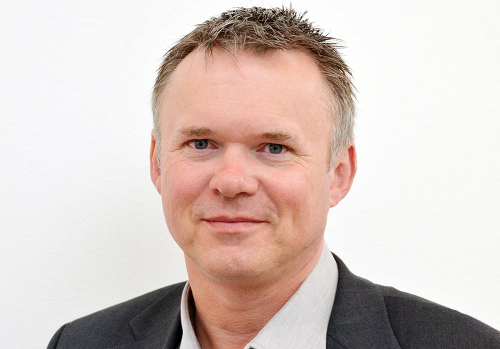 Torbjörn Larsson, ledamot i KommITS styrelse.