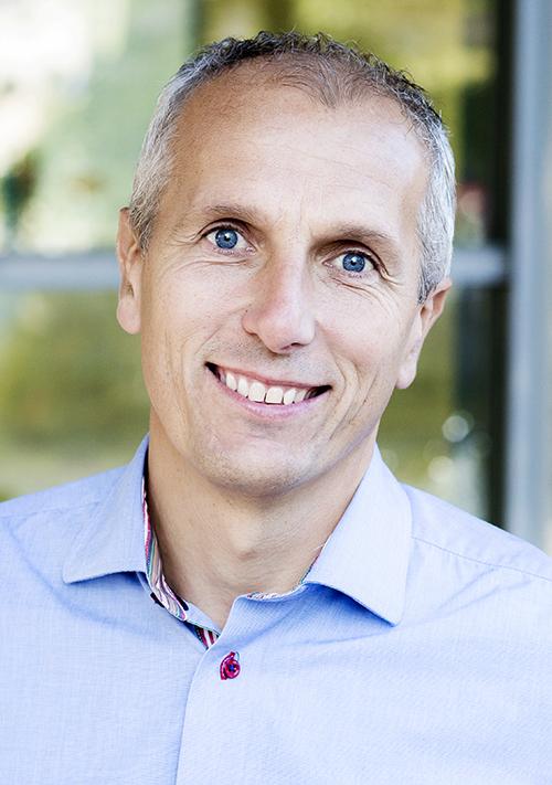 Henrik Edman, direktör på Kvalitetsmässan. Foto: Emelie Asplund