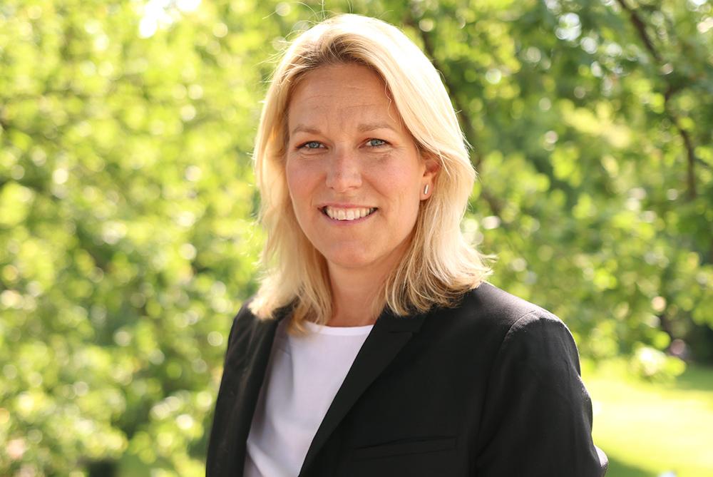 Åsa Zetterberg, förbundsdirektör för IT&Telekomföretagen.