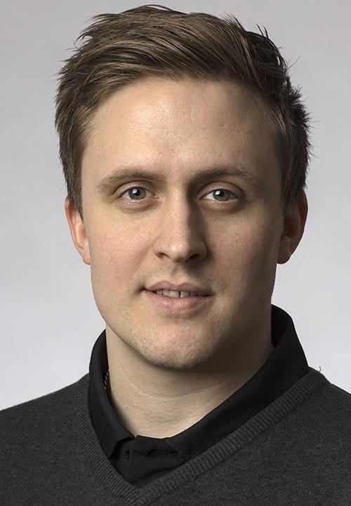Marcus Rindestig, marknads- och försäljningschef på Tjeders.
